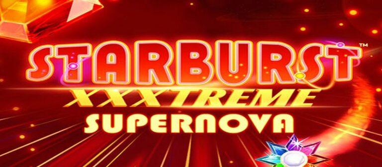 Starburst xxxtreme supernova