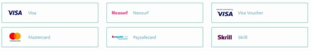 captain spins casino nz payment methods